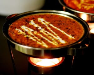 Indian Preparation: Dal Makhani