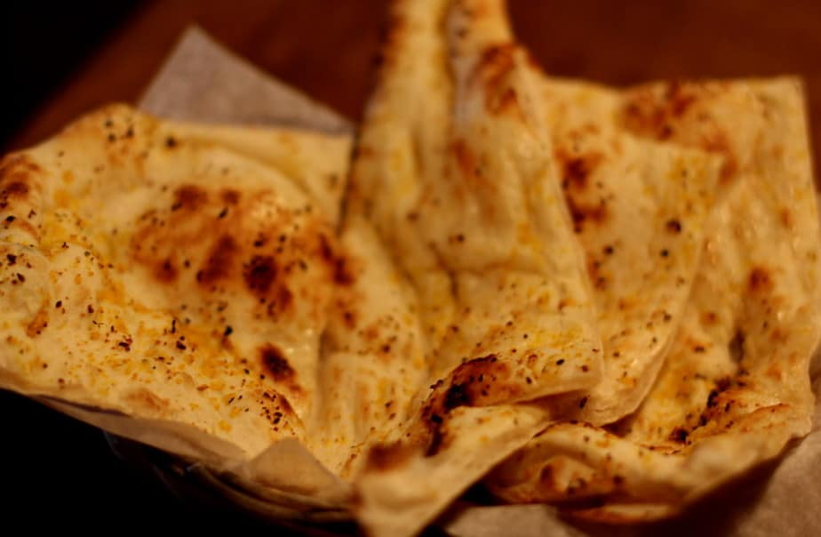 Garlic Naan | Sula Indian Restaurant