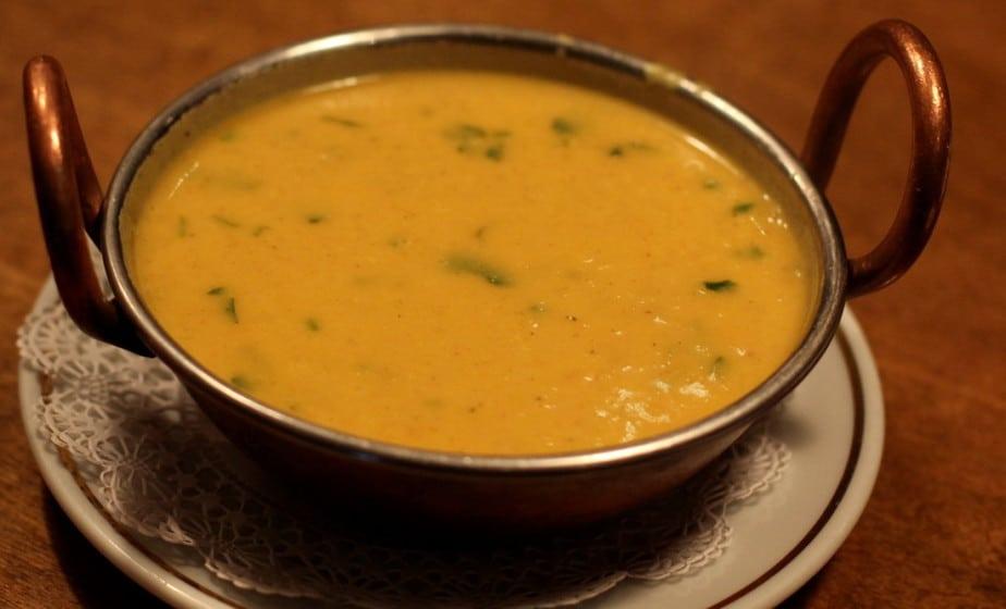 Mulligatawny Soup : Sula Indian Restaurant