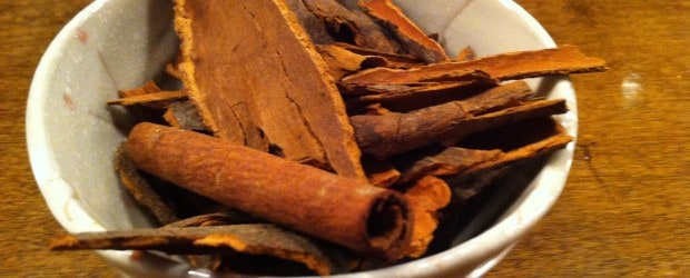 Cinnamon is not just for buns…