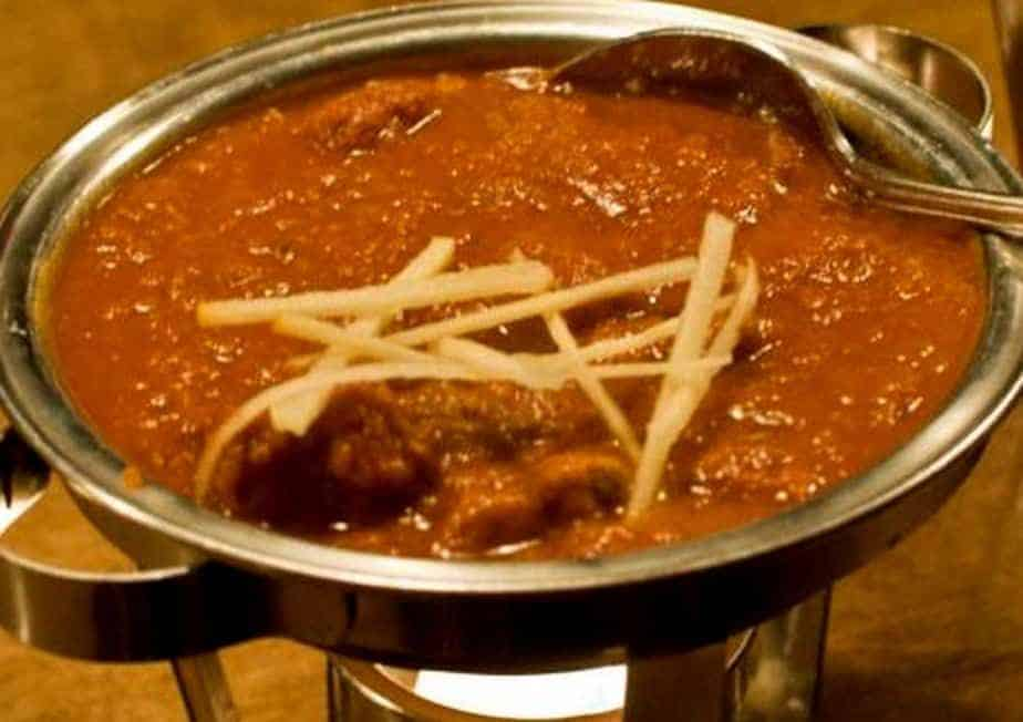 Indian Curry: Beef