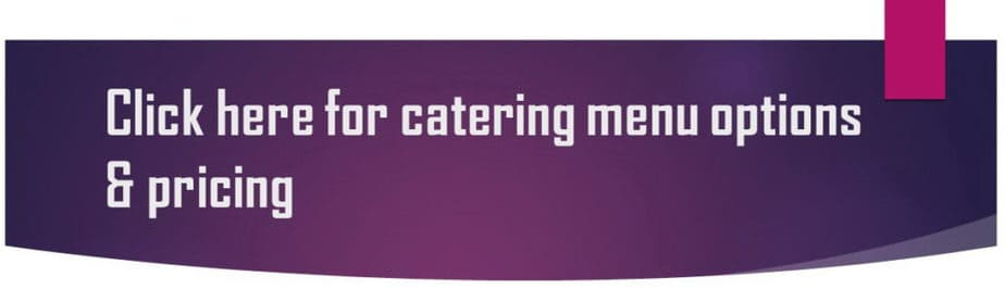 catering vancouver menu