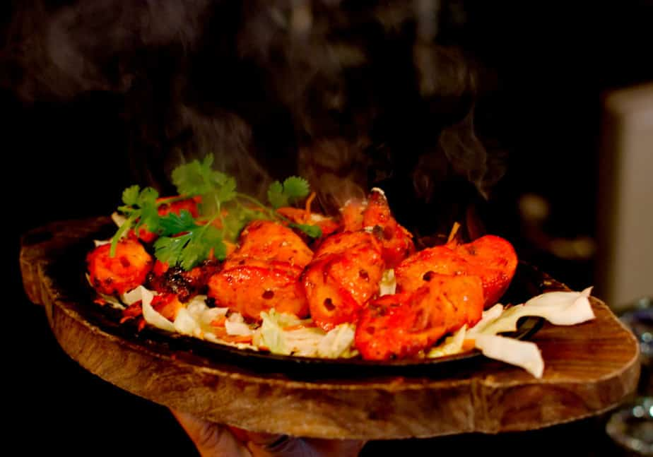 Top Rated Indian Food in Vancouver, BC: Chicken Tikka