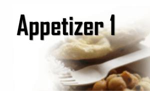 appetizer 1