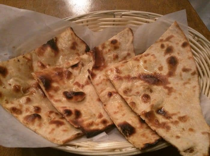 Indian Roti - Sula Indian Restaurant