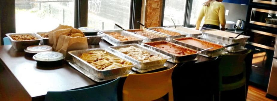 Corporate Catering Service Metro Vancouver BC