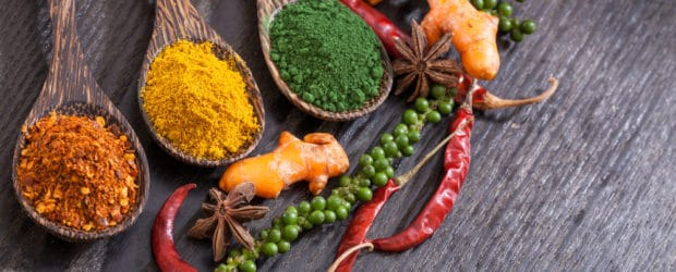 Health Benefits of Eating Indian Food