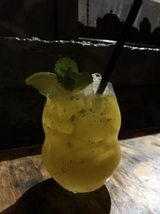 Maggi Food Blogger - Mango Mojito at Sula - Top Rated Indian Restaurant in Vancouver, BC