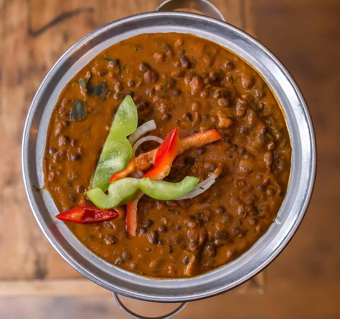 dal makhani indian restaurant