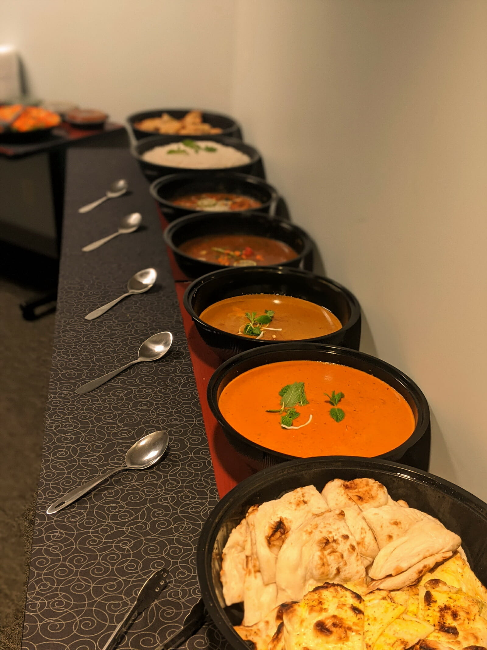 corporate catering in burnaby, richmond, west and north vancouver