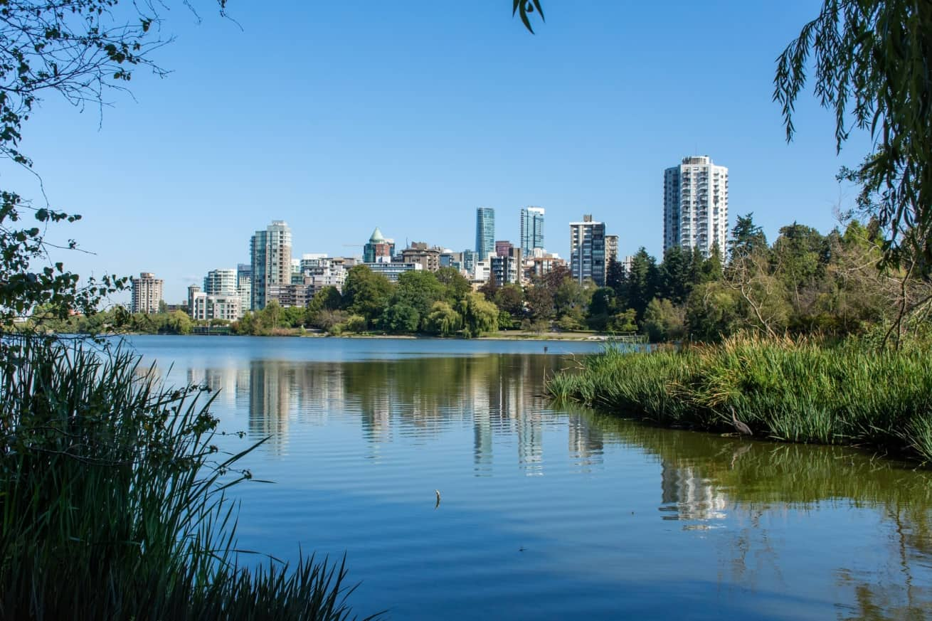 stanely park vancouver