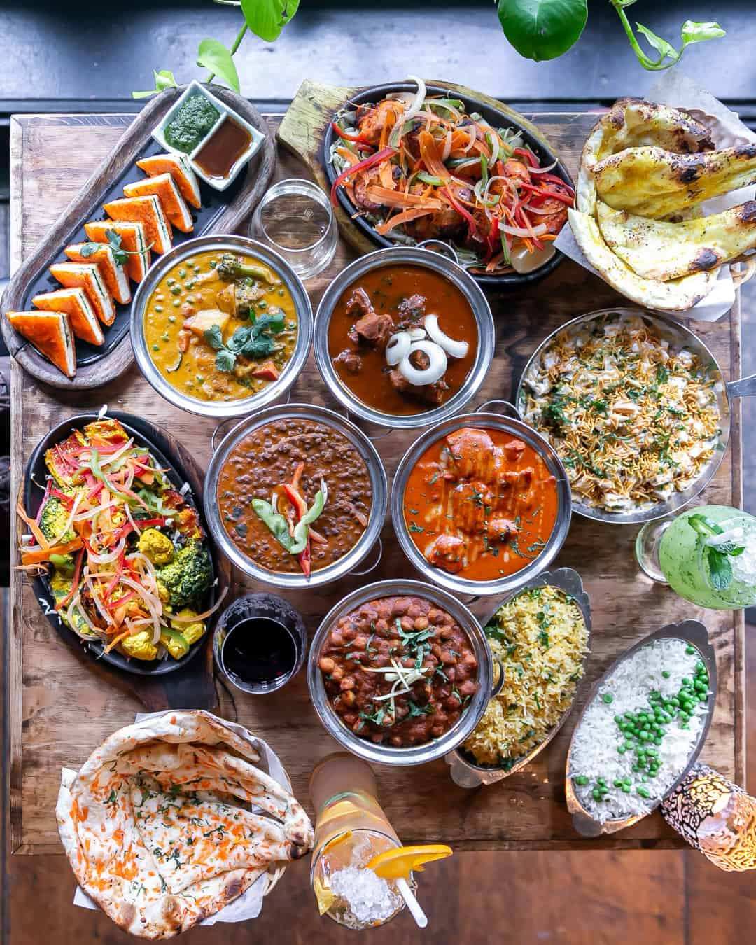 Indian cuisine in Vancouver
