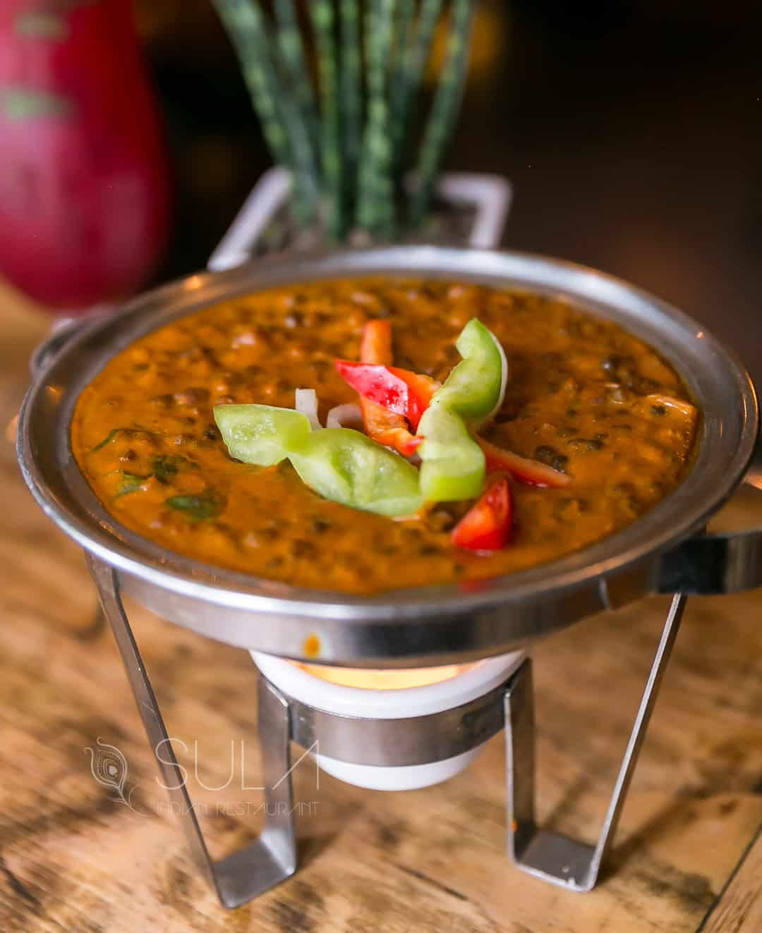 Dal makhni Indian food in Vancouver