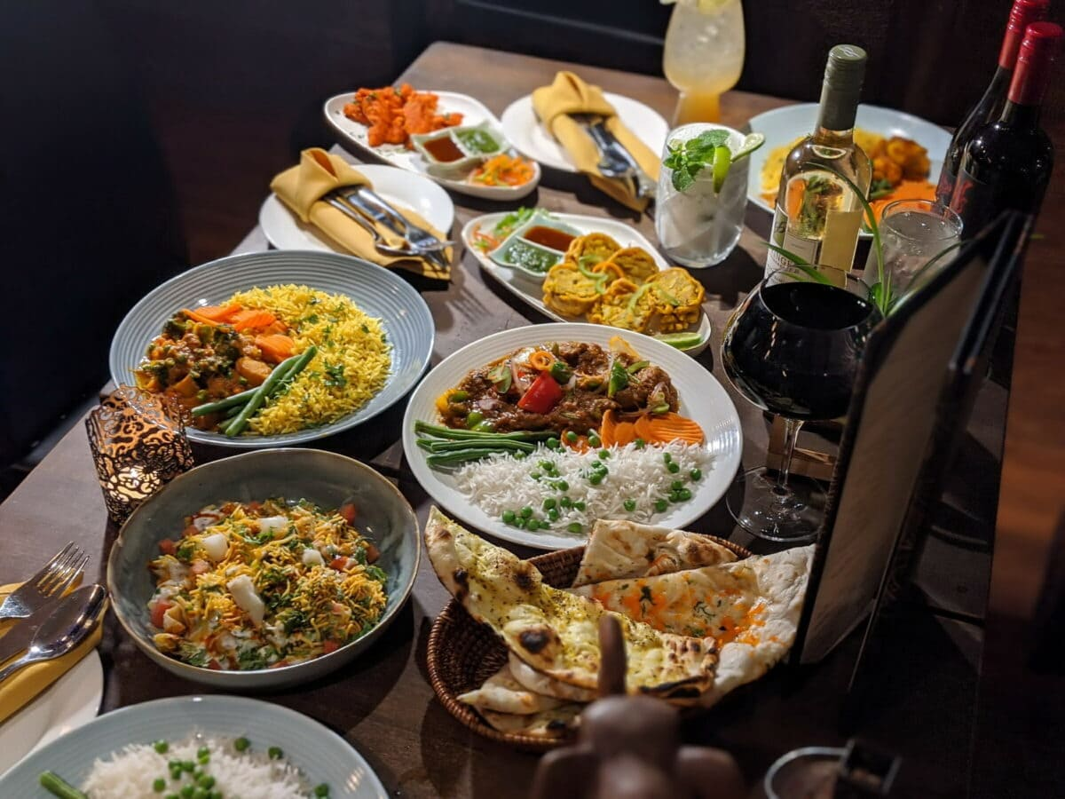Dineout Vancouver | Sula Indian Restaurant