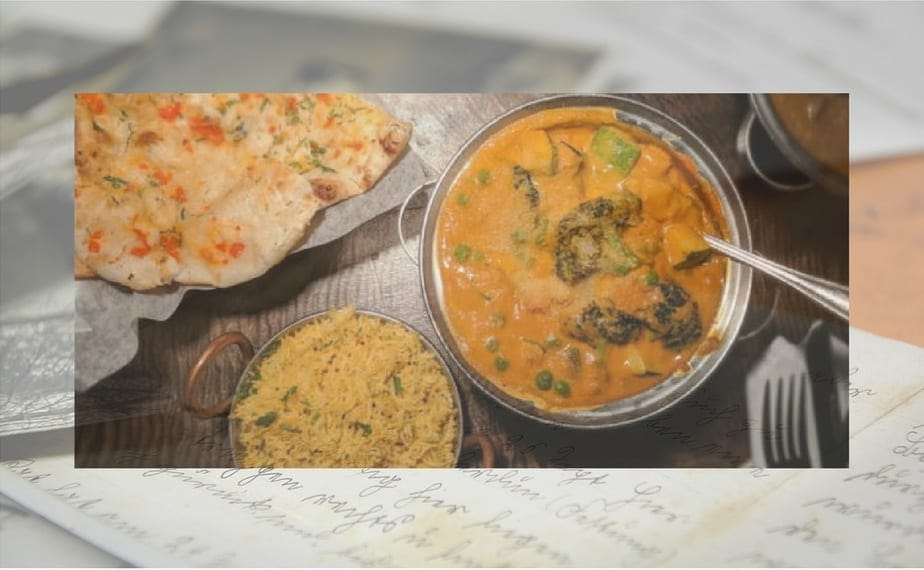 History of Indian Curry