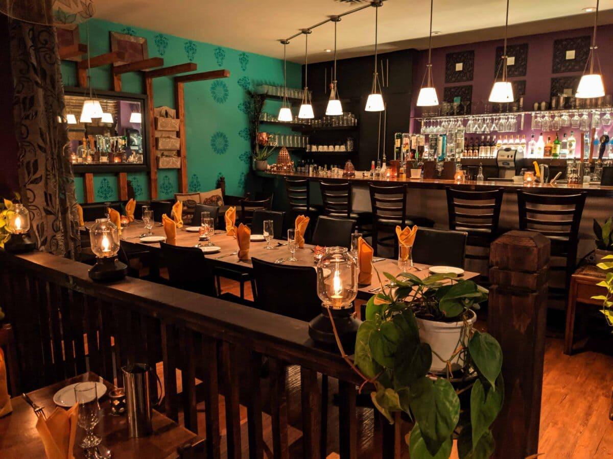 Indian Restaurants In Vancouver Canada