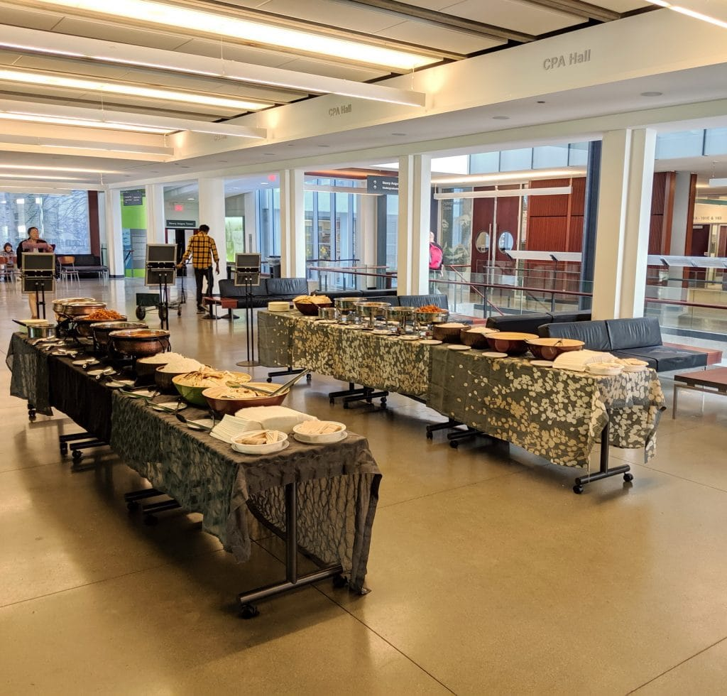 catering in Vancouver by Sula