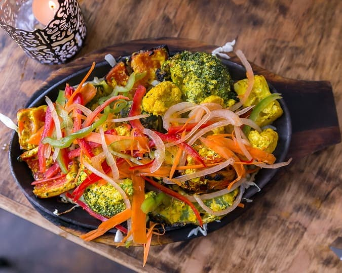 Tandoori Vegetable