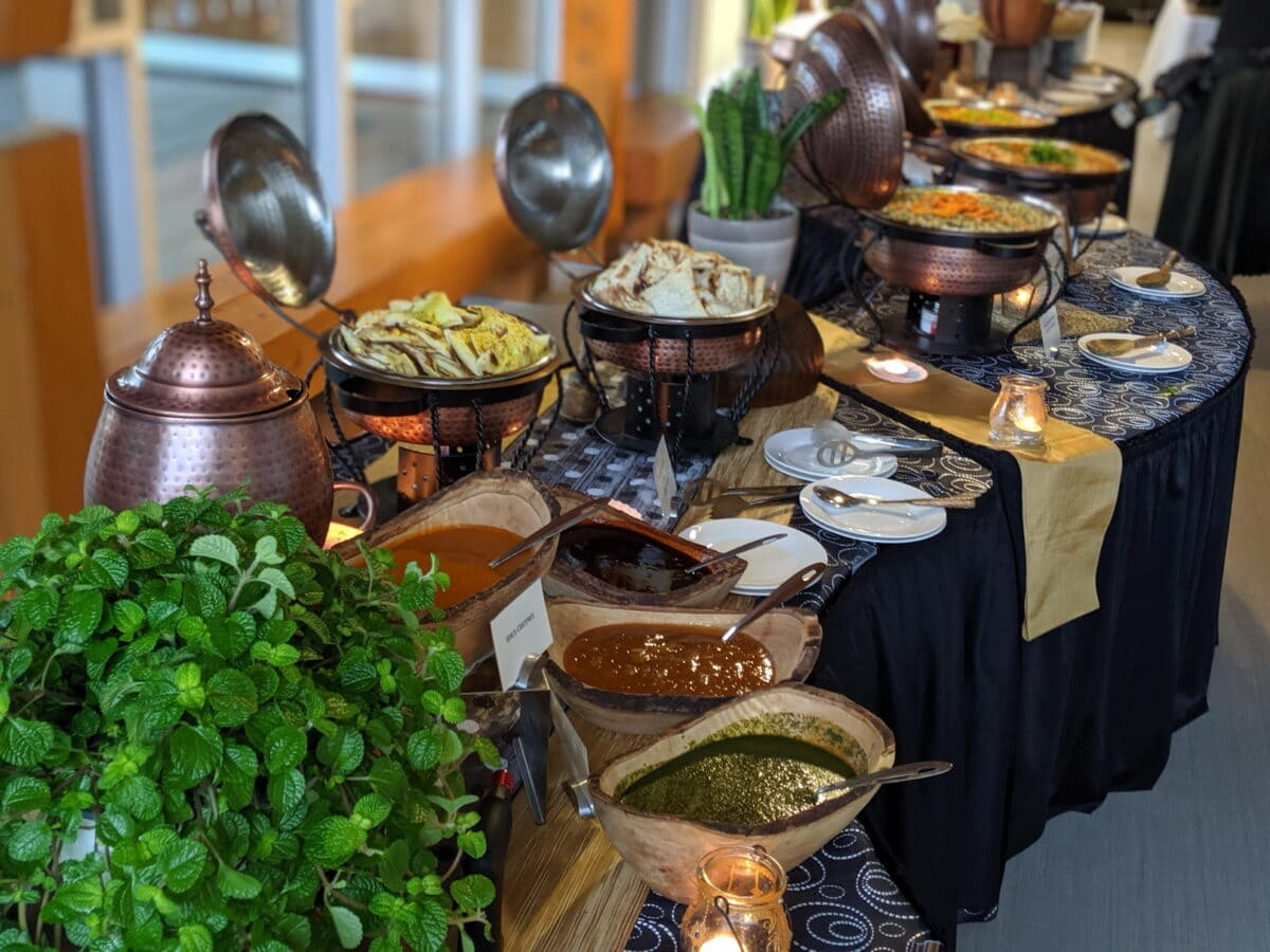 Wedding Catering in Vancouver