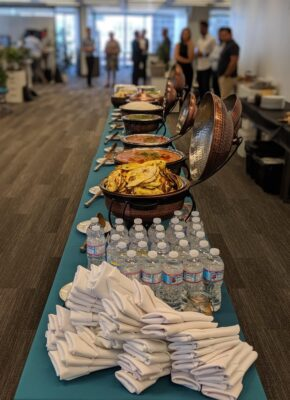 Corporate Catering Services Vancouver