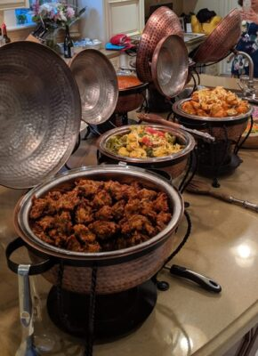 Party Catering Services Vancouver By Sula