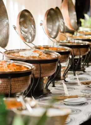 Wedding Catering Services in Vancouver