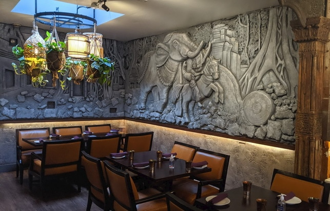 Indian restaurant vancouver main street