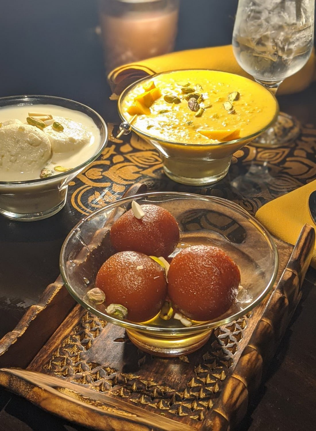 COCONUT GULAB JAMUN At Sula Indian