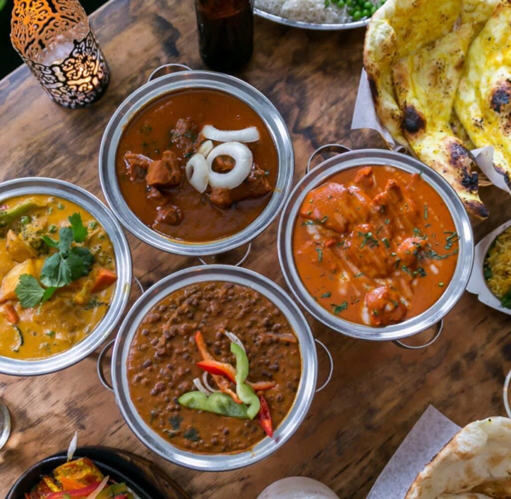 Indian cuisine Canada