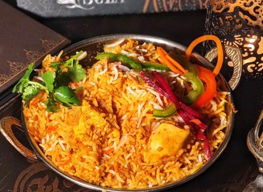 Chicken Biryani North Indian Rice