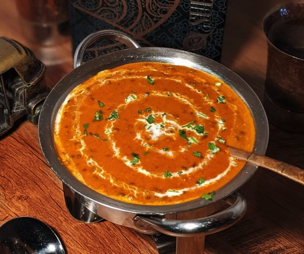 Dal makhani curry