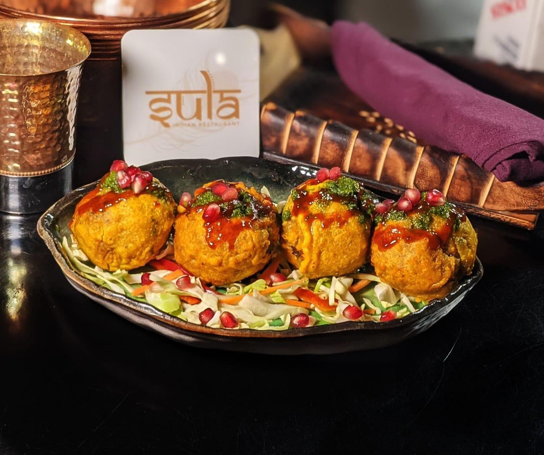 Mumbai Vada - Street Food