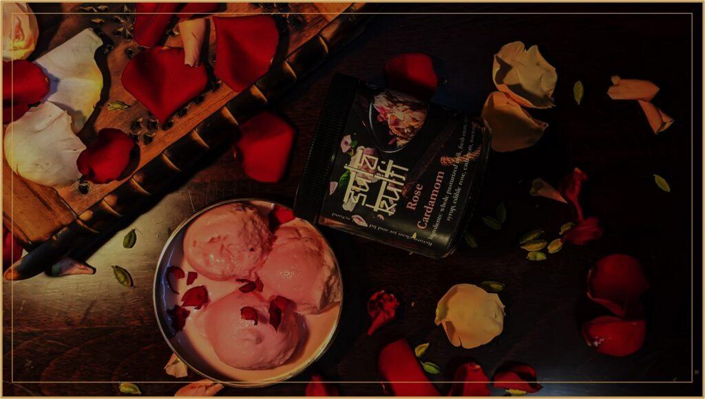 Kulfi Ice Cream At Sula Indian Restaurant