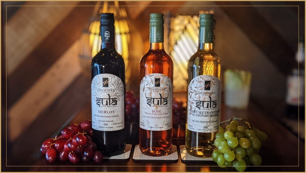 Sula Wines By Gehringer Brothers Winery