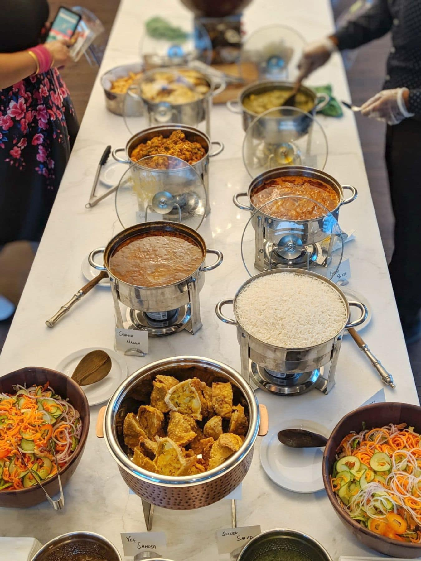 office catering vancouver